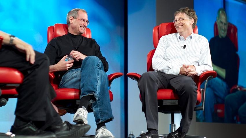 Bill Gates'ten Steve Jobs Hakkında Övgü Dolu Sözler