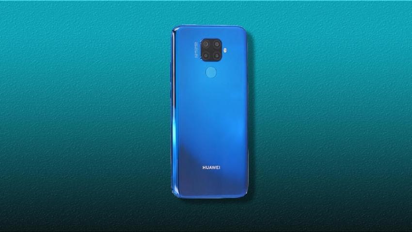 Dört Kameralı Huawei Nova 5i Pro Tanıtıldı
