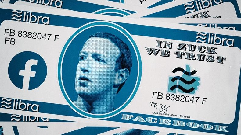 facebook lira dijital para birimi