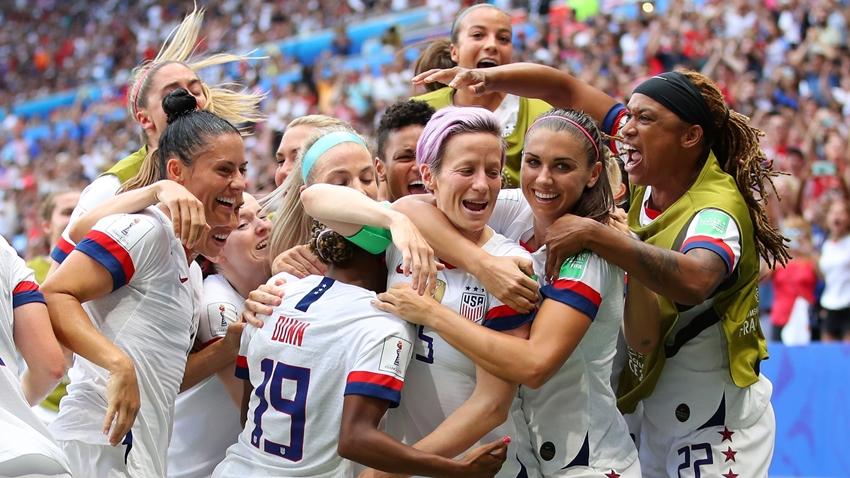 FIFA Dünya Kadınlar Kupası'nın Ateşi Twitter'ı da Sardı