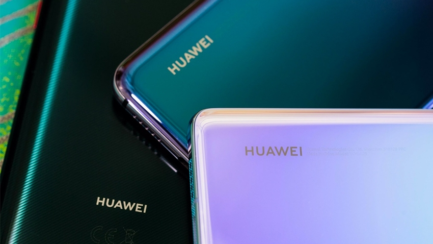 Huawei, Ekrana Gömülü Kamera Teknolojisi için Patent Aldı