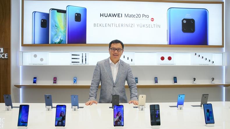 Huawei Seth Wang
