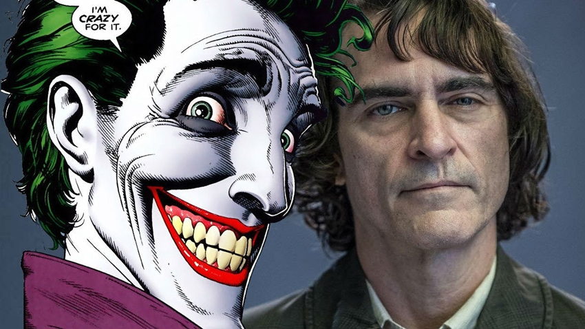Joaquin Phoenix'li Joker Filmi, Çizgi Romanlara Sadık Kalmayacak
