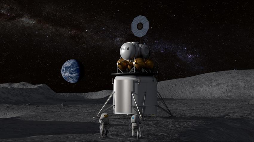 NASA, SpaceX ve Blue Origin ile Birlikte Uzay Teknolojileri Geliştirecek