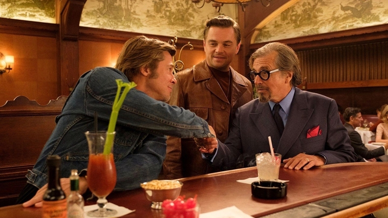 Once Upon a Time in Hollywood oyuncuları