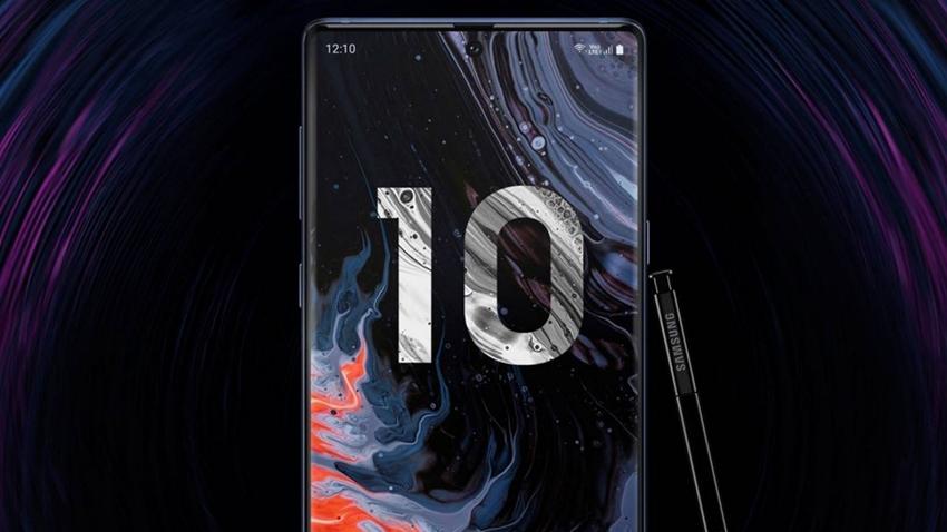 Samsung Galaxy Note 10'un Ön Sipariş Tarihi Belli Oldu
