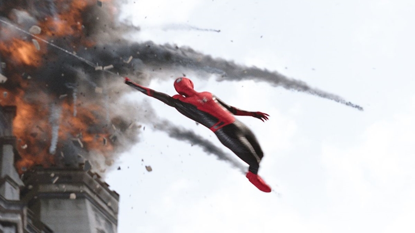 Spider-Man Far From Home'dan Gişe Rekoru!