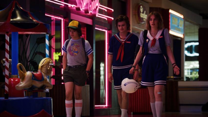 Stranger Things'in 3. Sezonu İzlenme Rekorları Kırıyor