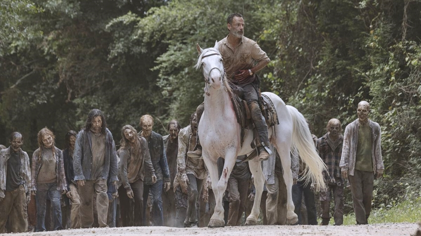 The Walking Dead Filminden İlk Fragman Yayınlandı