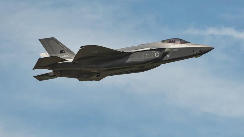 Türkiye F-35 programı