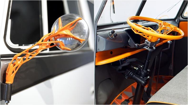 volkswagen type 20 electric