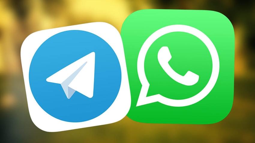 WhatsApp ve Telegram'da Korkunç Bir Güvenlik Açığı Keşfedildi!