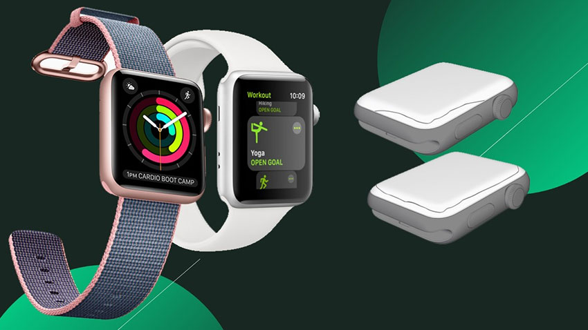 Apple Watch Ekran Çatlaması 1
