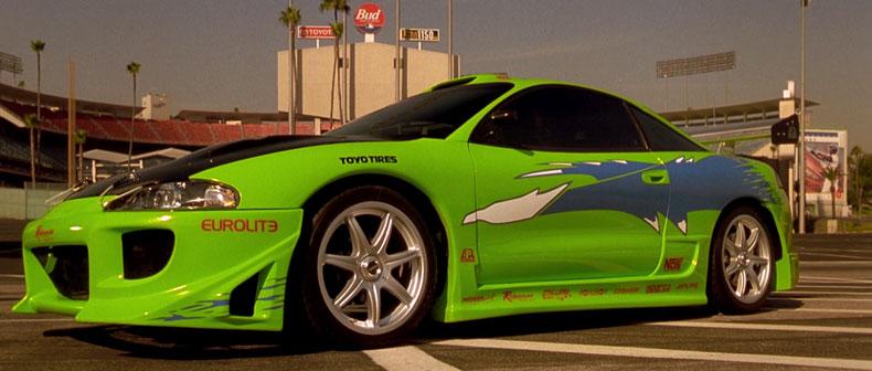 Fast and Furious İkonik Araçlar 3