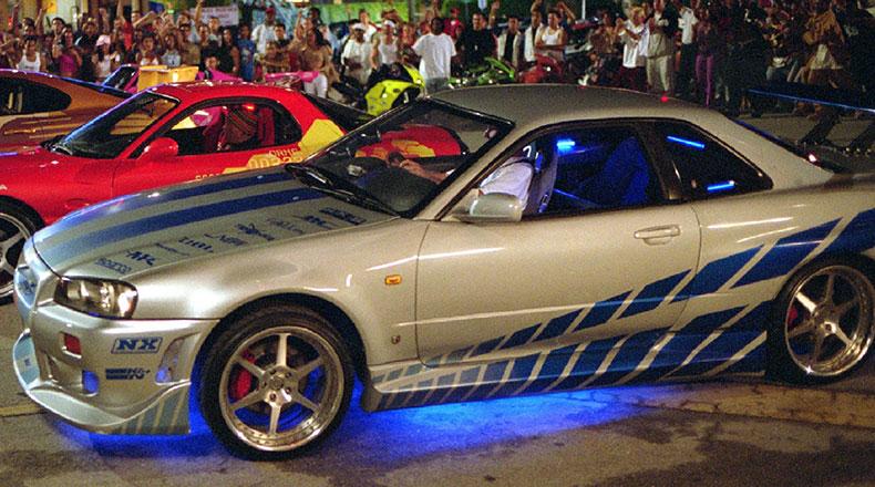 Fast and Furious İkonik Araçlar 66