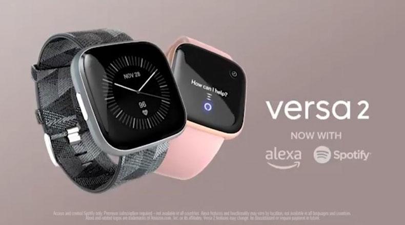 Fitbit Versa2 2