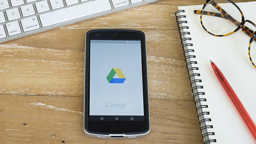 Google Drive Kısayol Özelliği 1