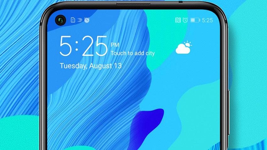 Huawei Nova 5T 1