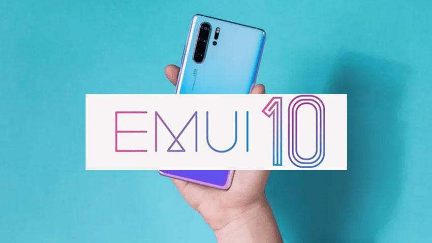 Huawei Yeni Kullanıcı Arayüzü EMUI 10