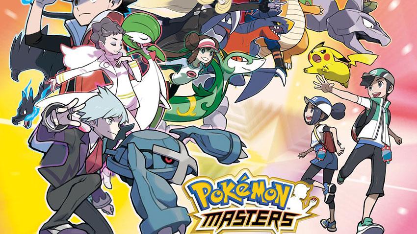 Pokemon Masters Mobil Oyun