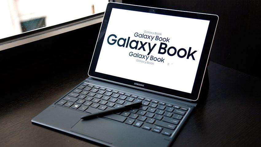 Samsung Galaxy Book S 1