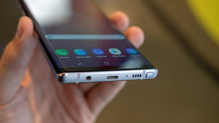 Samsung Galaxy Note 10 Kulaklık Aparatı 1