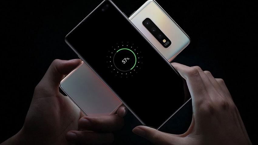 Xiaomi Ters Kablosuz Şarj Teknolojisi