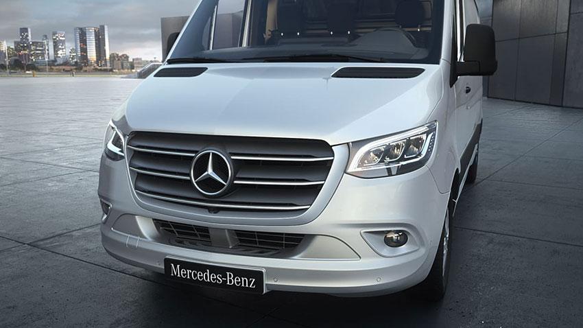 Yeni Mercedes-Benz Sprinter 1