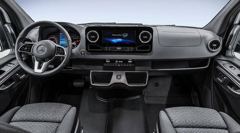 Yeni Mercedes-Benz Sprinter 3