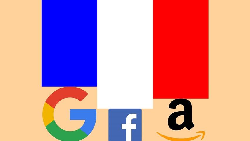ABD'li Teknoloji Devleri, Fransa'nın Vergi Planına Karşı İfade Verecek