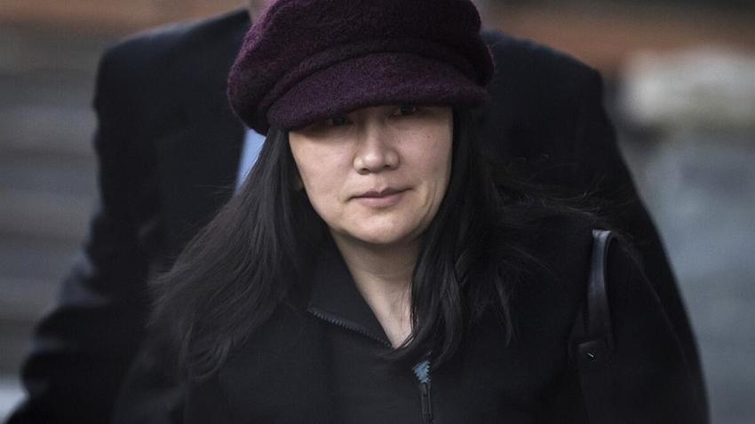 Huawei Veliahtının Tutuklanma Anına İlişkin Görüntüler Yayınlandı