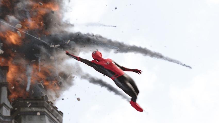 Spider-Man: Far From Home Yeni Sahneleriyle Bir Kez Daha Vizyona Giriyor
