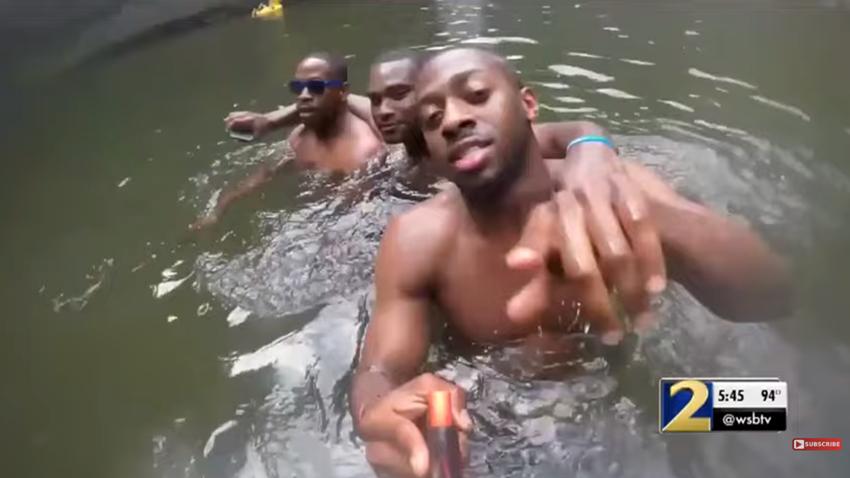 Ünlü YouTuber, Bir Kişinin Boğulmadan Önceki Son Anlarını Gösteren Bir GoPro Buldu