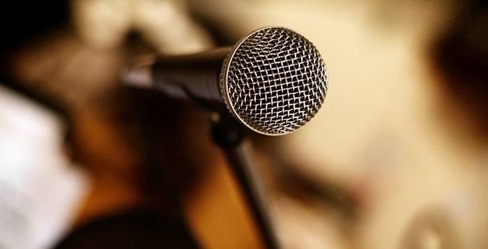 mikrofon mesafesi