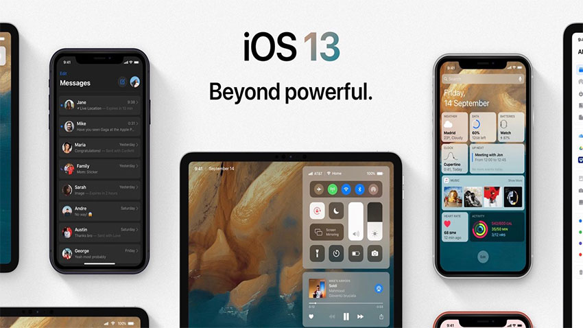 Apple iOS 13 Geliş Tarihi 1