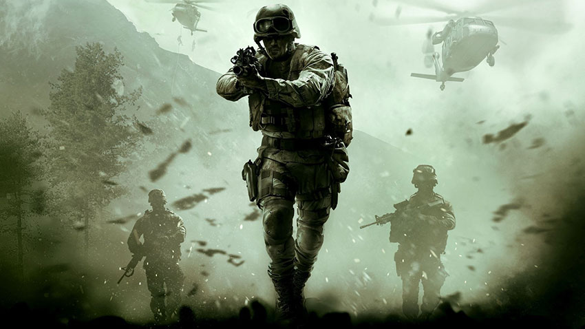 Call of Duty Cinayeti 1