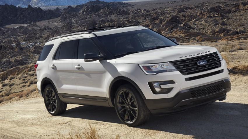 Ford Explorer Geri Çağırma Operasyonu