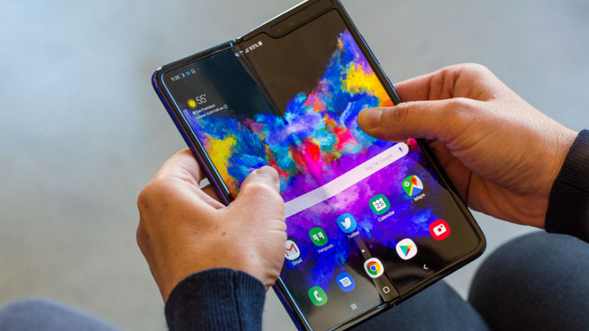 Galaxy Fold Ekran Değişimi 1