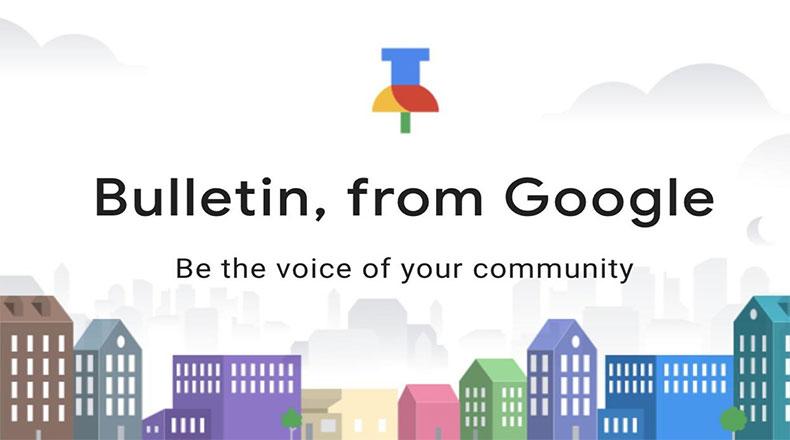 Google Bulletin Uygulaması 2