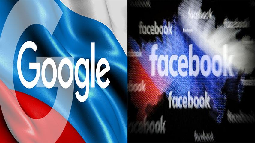 Google Facebook Siyasi Reklam Suçlaması