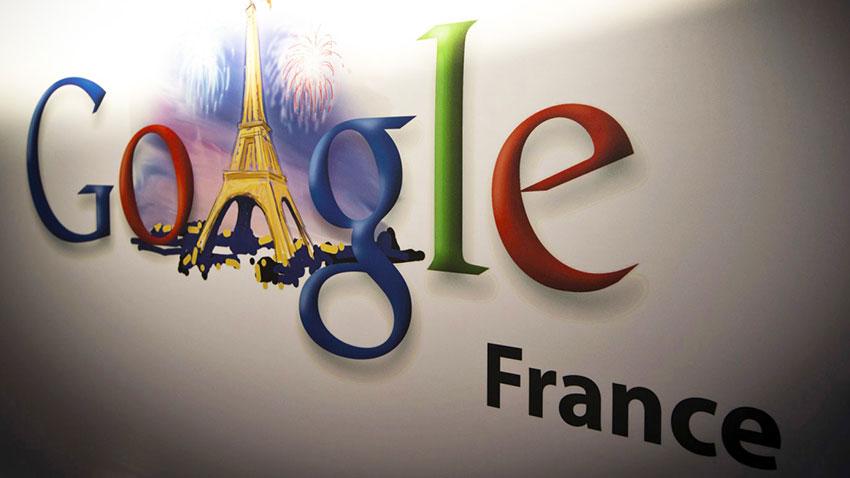 Google Fransa Telif Hakkı Uyarısı