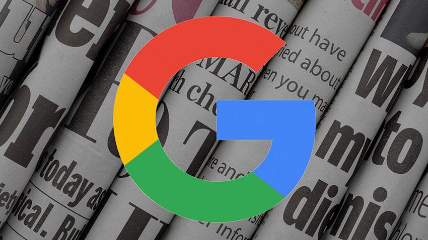Google News Özgün Haber Dönemi