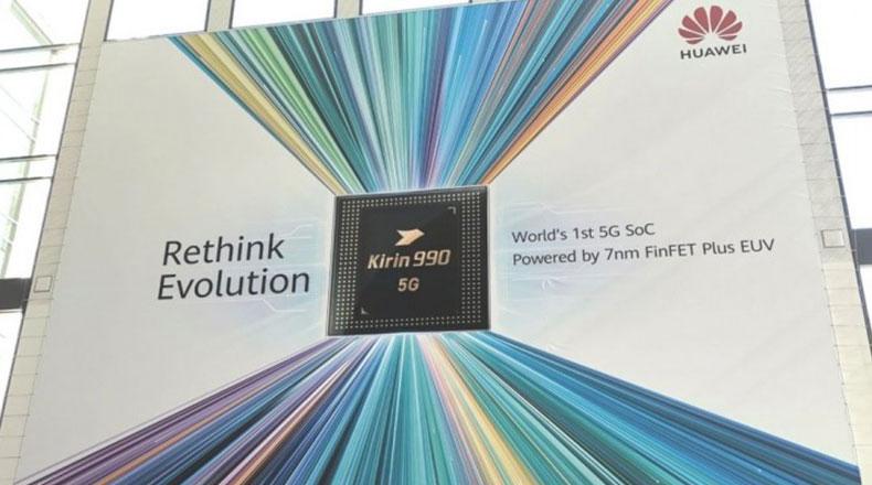 Huawei Kirin 990 2