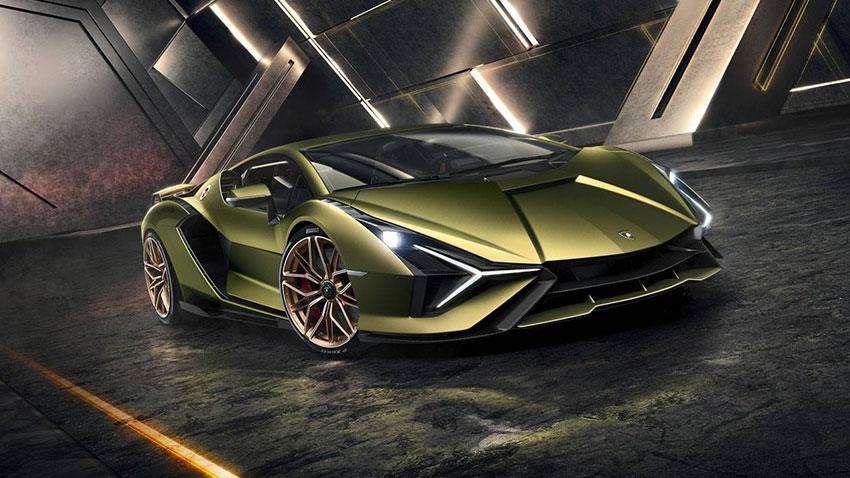 Lamborghini Sian 1