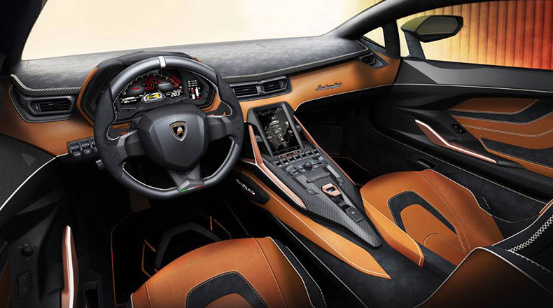 Lamborghini Sian 4