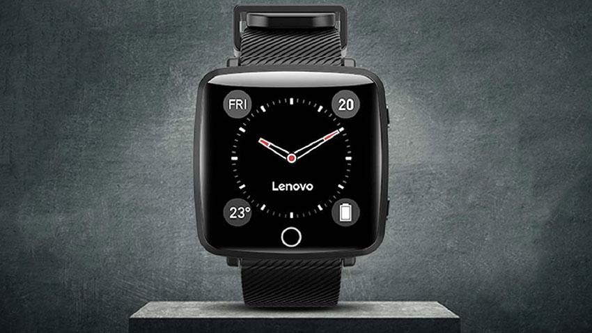 Lenovo Yeni Akıllı Saat Carme 1