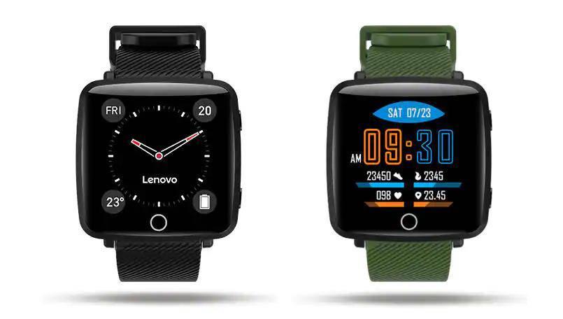 Lenovo Yeni Akıllı Saat Carme 2