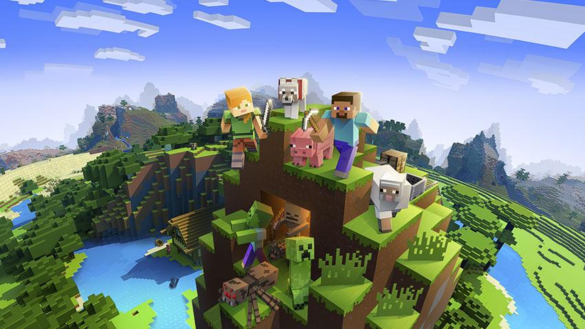 Minecraft Aylık Oyuncu Sayısı