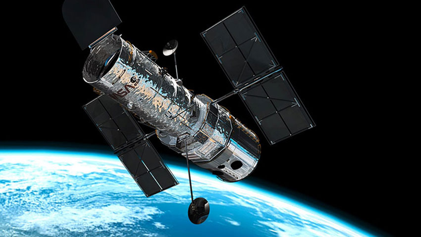 NASA Hubble Uzay Teleskobu
