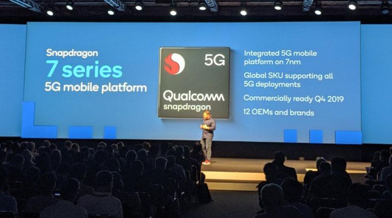 Qualcomm Snapdragon 5G 3